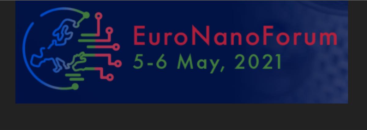 Permalink to: EuroNanoForum 2021 5-6 May 2021 – Free registration